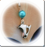 Necklace Ice Skate Boot
