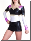 Anne Cheerleading Uniform