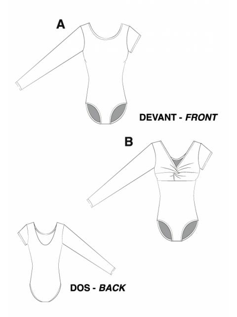 schnittmuster für kürkleid oder tanzkleid, lateinkleid ...