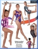 Gymnastics Tank Leotard and Biketard